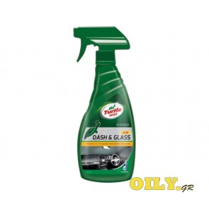Turtle Wax Dash and Glass - 0.500 λίτρα