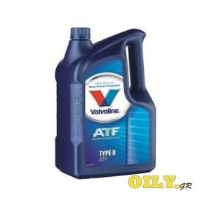 Valvoline ATF D - 5 λιτρα