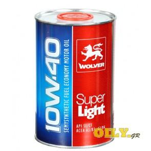 Wolver SuperLight 10W40 - 1 λιτρο