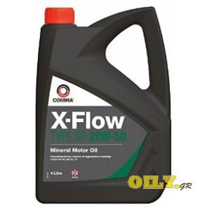 Comma X-Flow SP 20W50 - 4 λιτρα