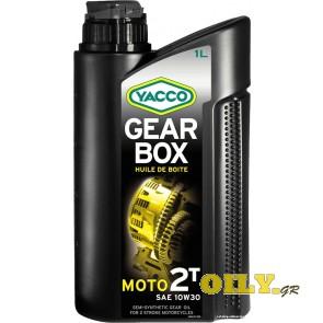 Yacco Gearbox 2T 10W30 - 1 λιτρο