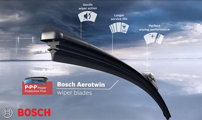 Υαλοκαθαριστήρες - Bosch